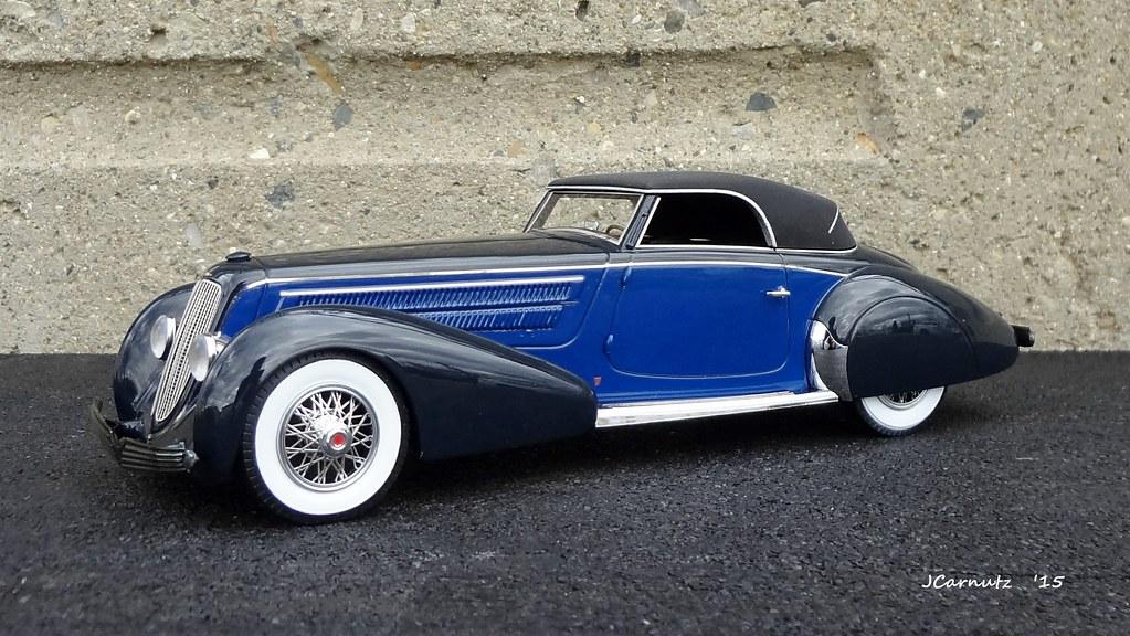 1934 Duesenberg J Grab...