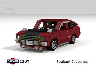 Datsun 120Y Fastback Coupe (B210 - 1973)