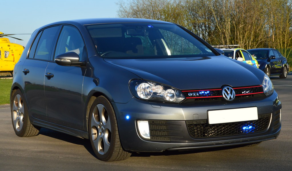 ... Greater Manchester Police | VW Golf GTi | Tactical Vehicle Intercept  Unit | **#