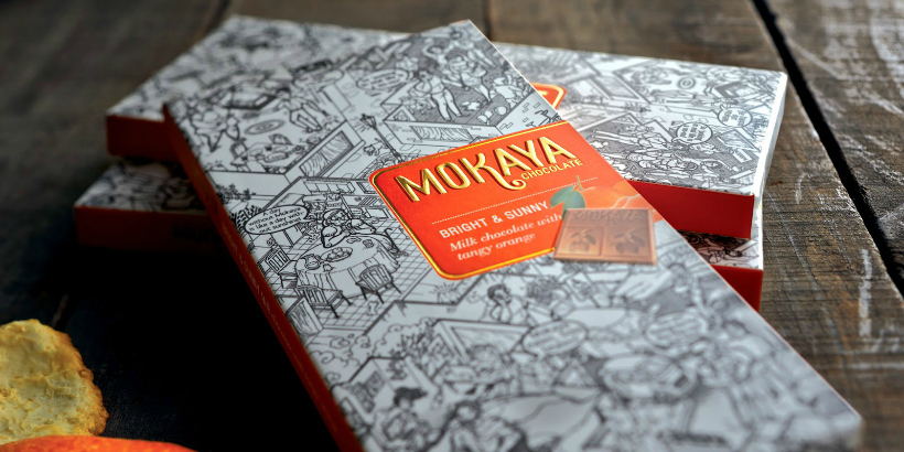 Mokaya Chocolate