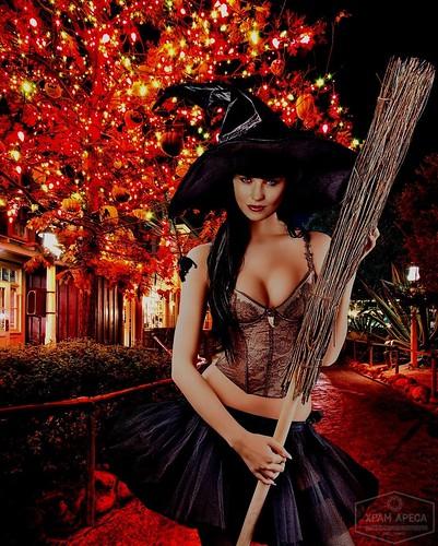Зена - ведьма