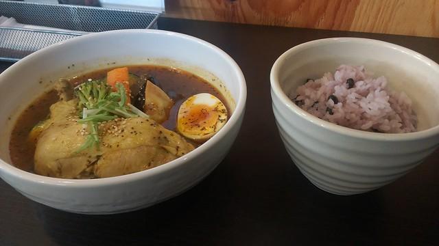 スープカレーの田中さん