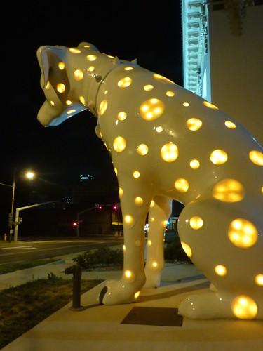 Central Art Station shiny dalmatian