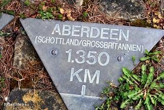 Regensburg to Aberdeen