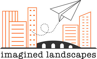 Imagined Landscapes logo