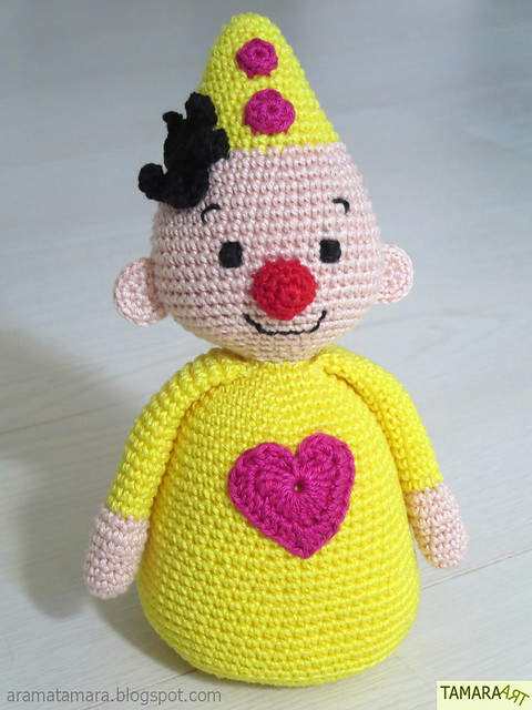 Tamara Art Back To Crochet