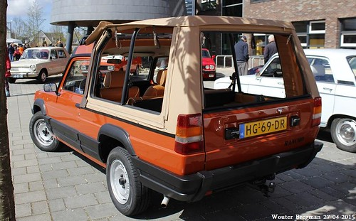 Talbot matra rancho d couvrable 1981 zuid scharwoude for Rancho motors used cars