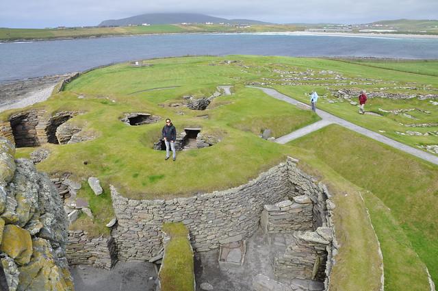 Shetland Islands - Jarlshof
