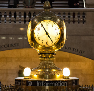 Grand Central Clock | by Manu Beaudon