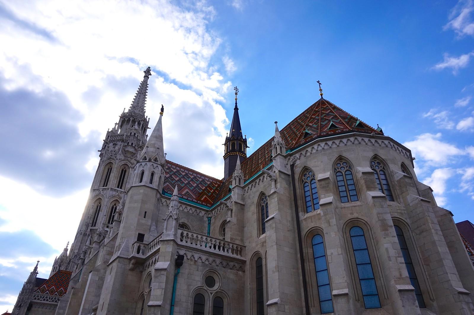 Interrailing Budapest 12