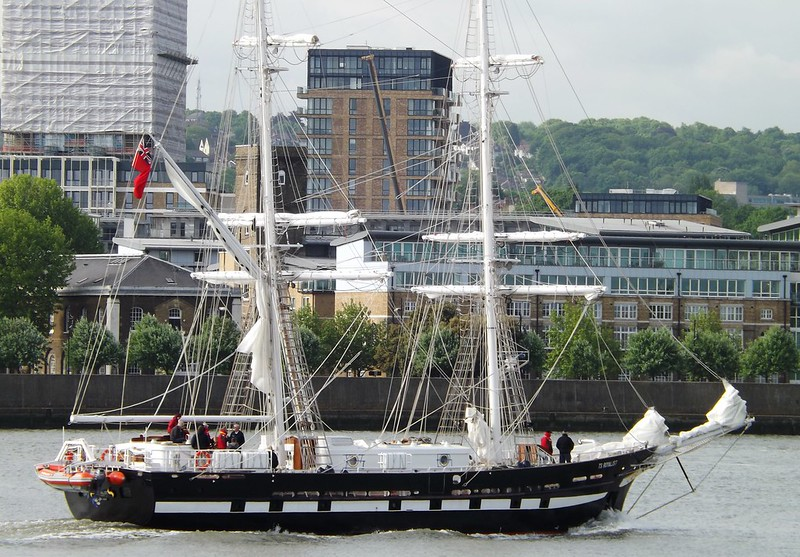 TS Royalist (10) @ Gallions Reach 26-05-15