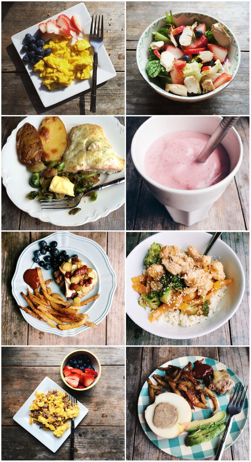 Whole 30 Week 1 Recap