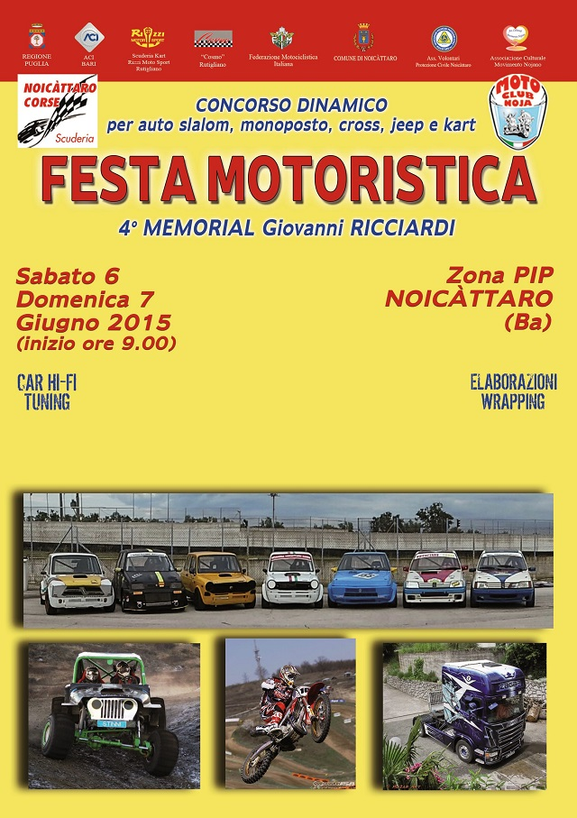 Noicattaro. Memorial Ricciardi 2015 intero