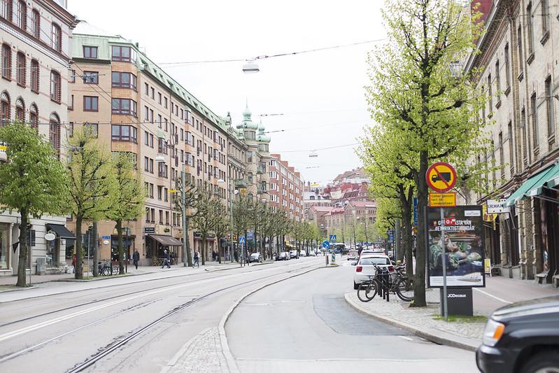 Göteborg med mamma!