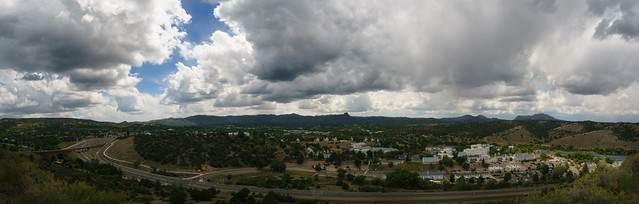 Memorial Weekend Clouds over Prescott