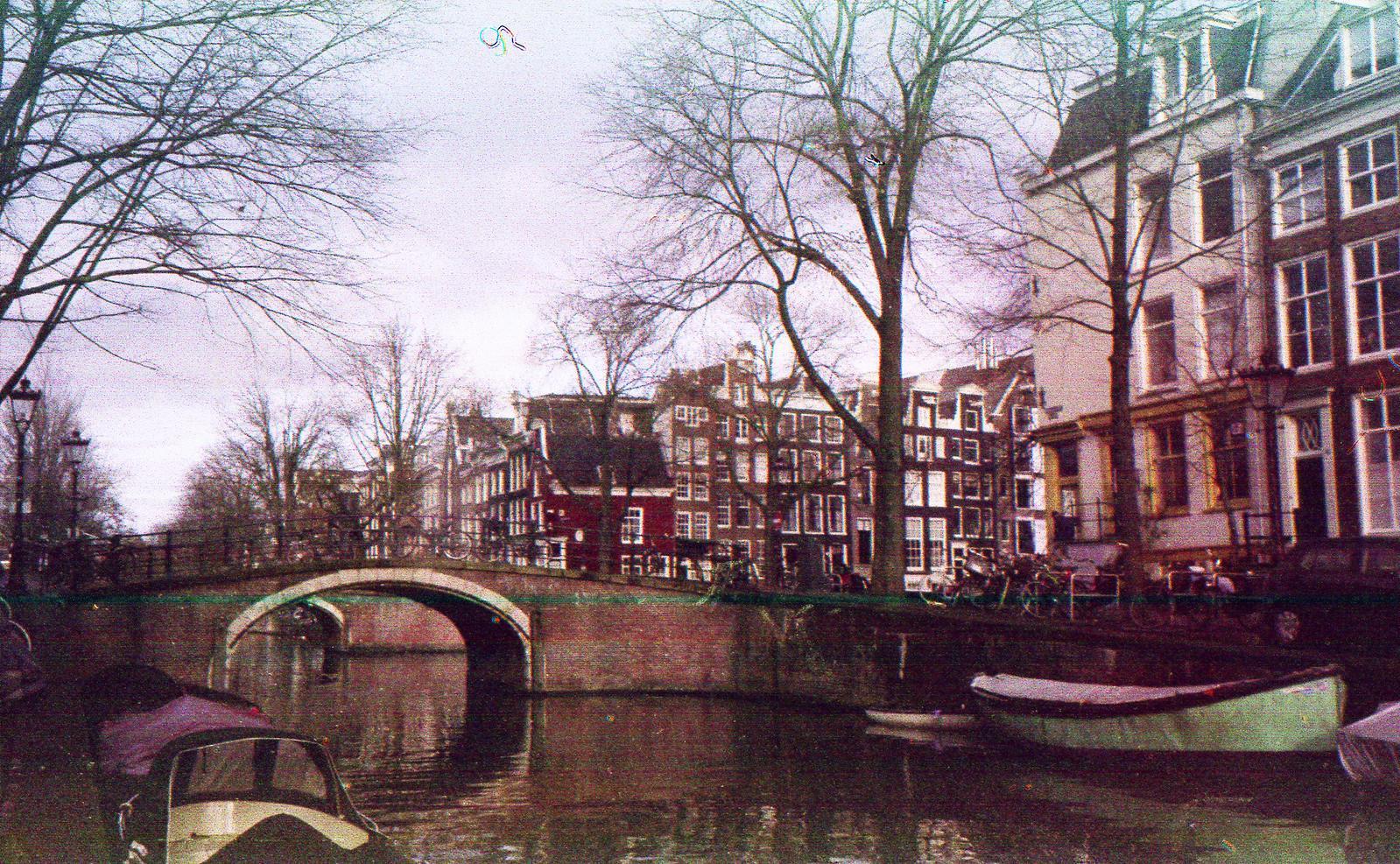 Amsterdam on Film