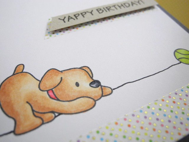Yappy Birthday (detail)