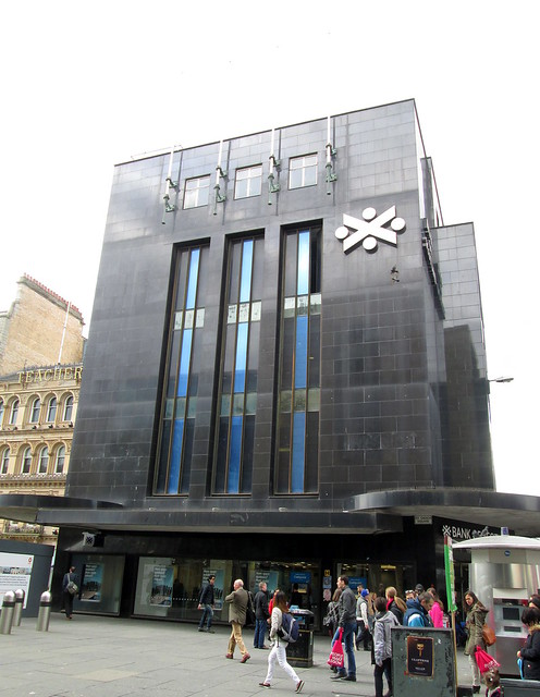 Art Deco Bank Argyle Street Glasgow