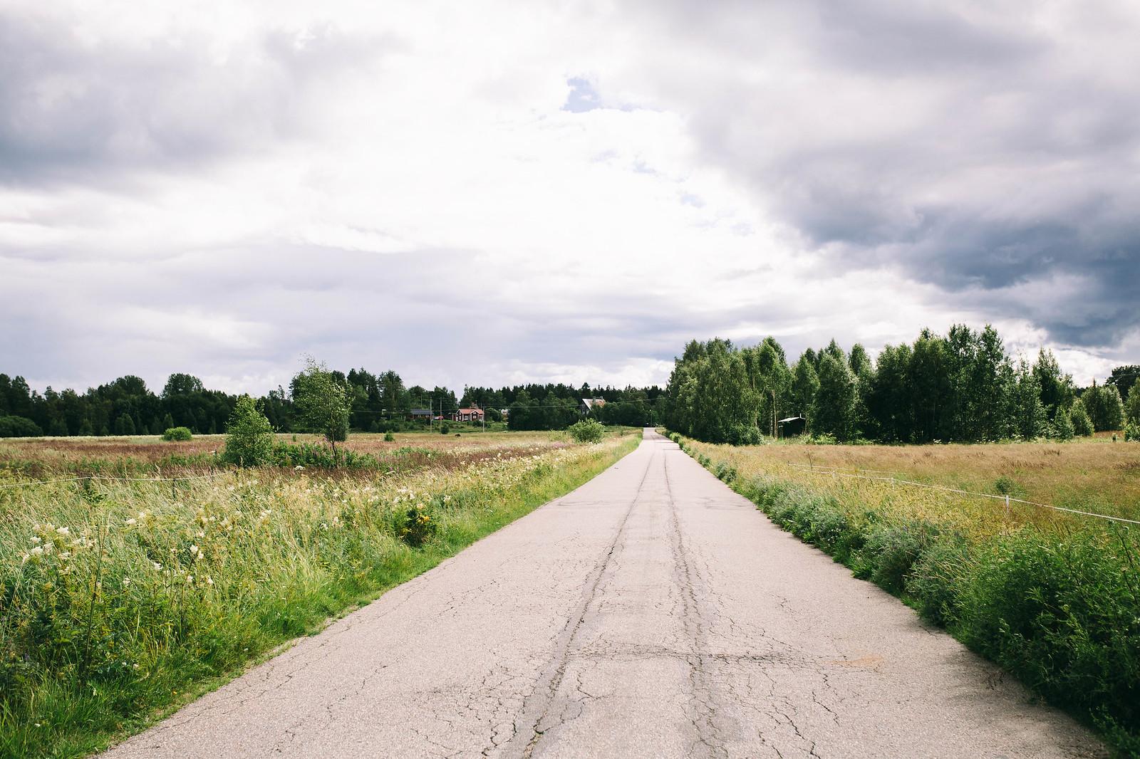 Sommarväg - Evelinas Ekologiska