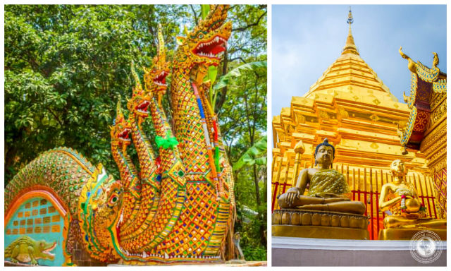 Wat Phra That Doi Suthep 3