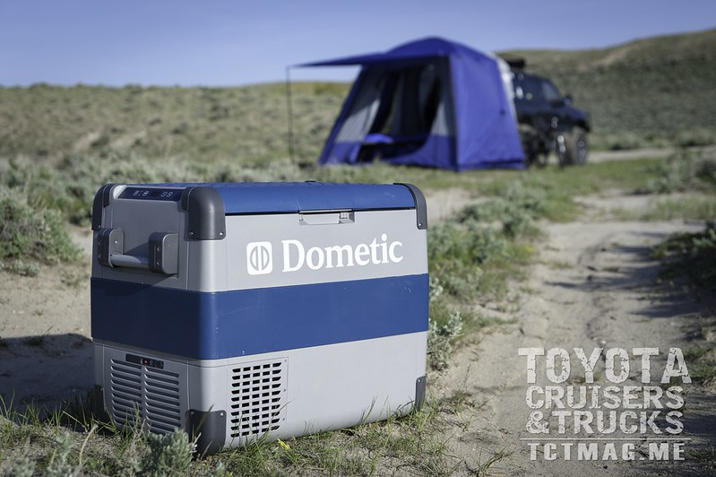 Dometic long term review - Toyota outdoor magazine