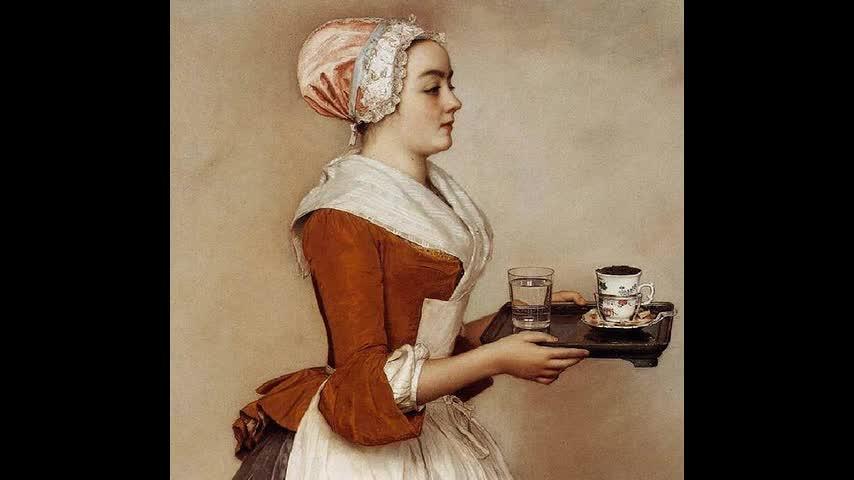 """Аудиофрагмент лекции """"Прекрасная шоколадница"""". Вебинары на сайте http://arthistoryonline.ru"""