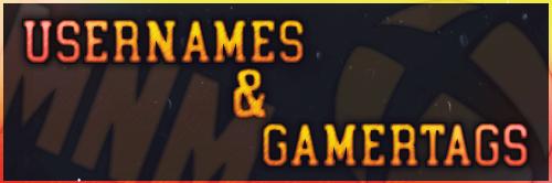 MNM Usernames - Xbox Gamertags 29413309074_75ff462bf0_o