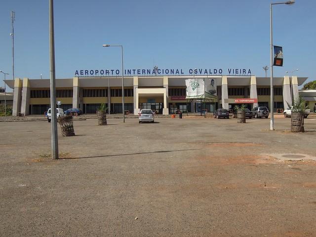 Internationaler Flughafen «Osvaldo Vieira»
