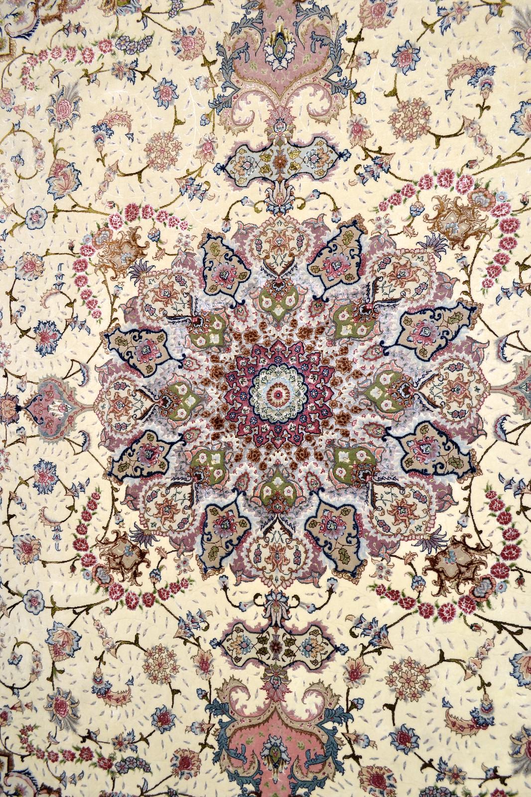 Shirfar Tabriz Persian Rug 7x10 - 70 raj (6)