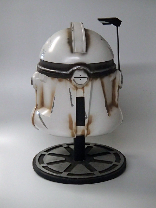 Captain Rex Helmet Finished 5