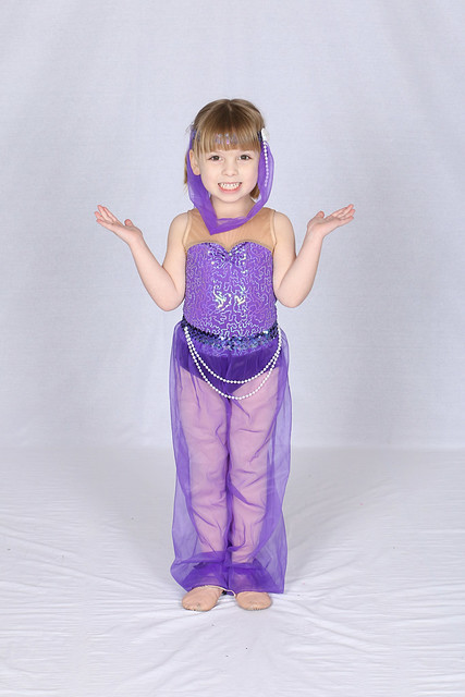Phoebe's 2015 Dance Picture