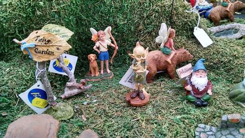 Fairy Garden Display
