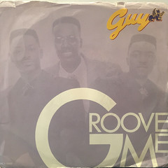 GUY:GROOVE ME(JACKET A)
