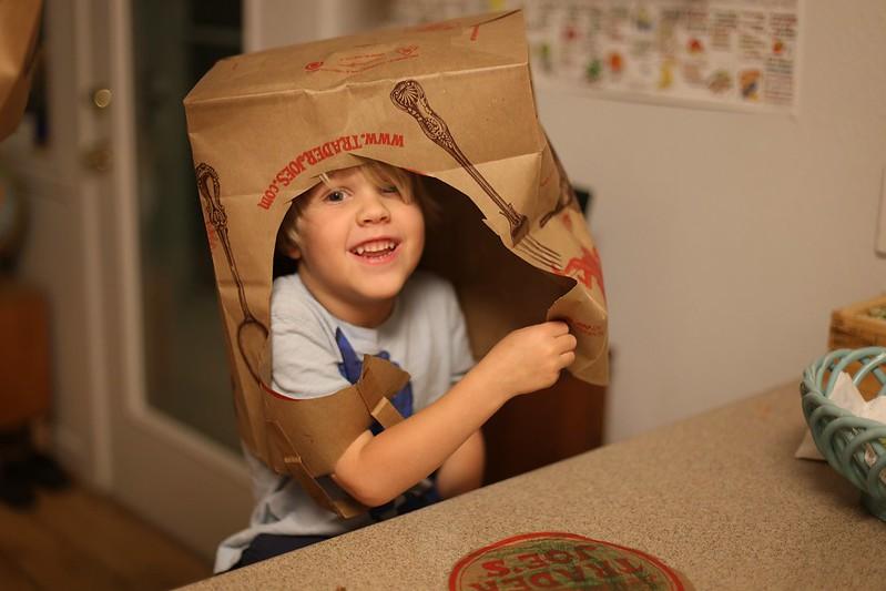 paper bag fun