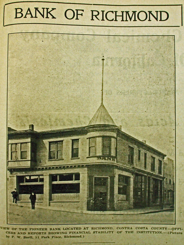 bank of richmond 1912