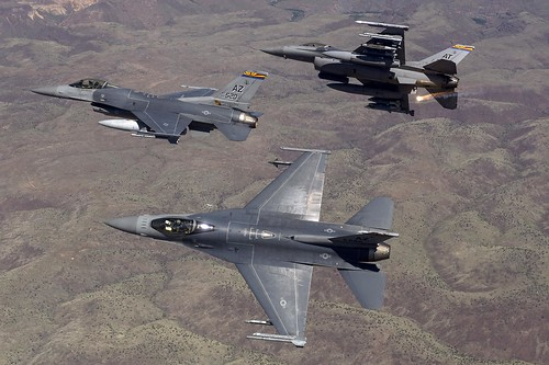 Falcon trio | by Official U.S. Air Force