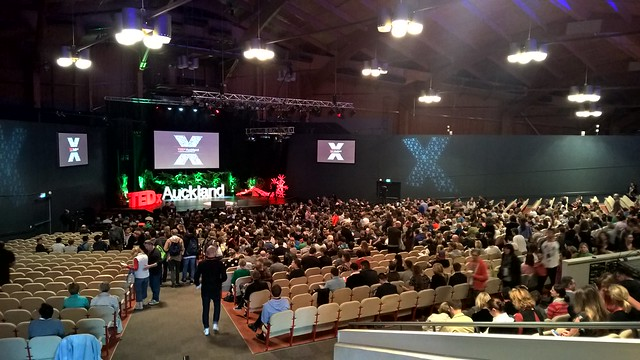 Ready for TEDx Auckland 2015
