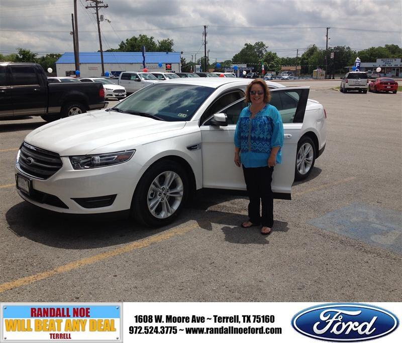 Randall Noe Terrell >> Happyanniversary To Candie Mcbroom On Your 2014 Ford Ta