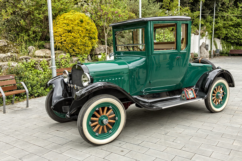 New Dodge Car >> DODGE BROTHERS 1916 | This is a truly historic car, since ...