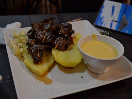 Recomandari culinare in  Barcelona mochica 4