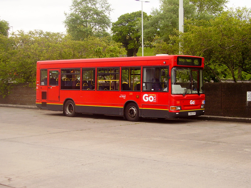 Plymouth Citybus 250 LX05EYP