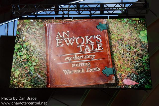 An Ewok's Tale