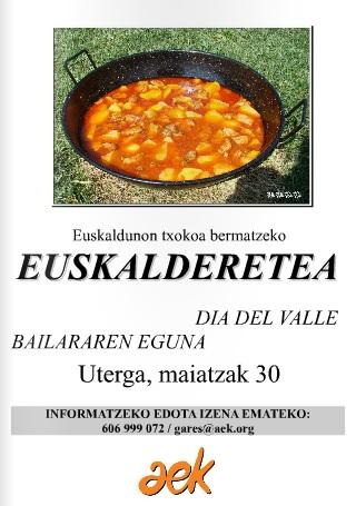 Euskalderetea