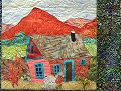 Mi Casa es Su Casa by Ardith Alumbaugh - Detail