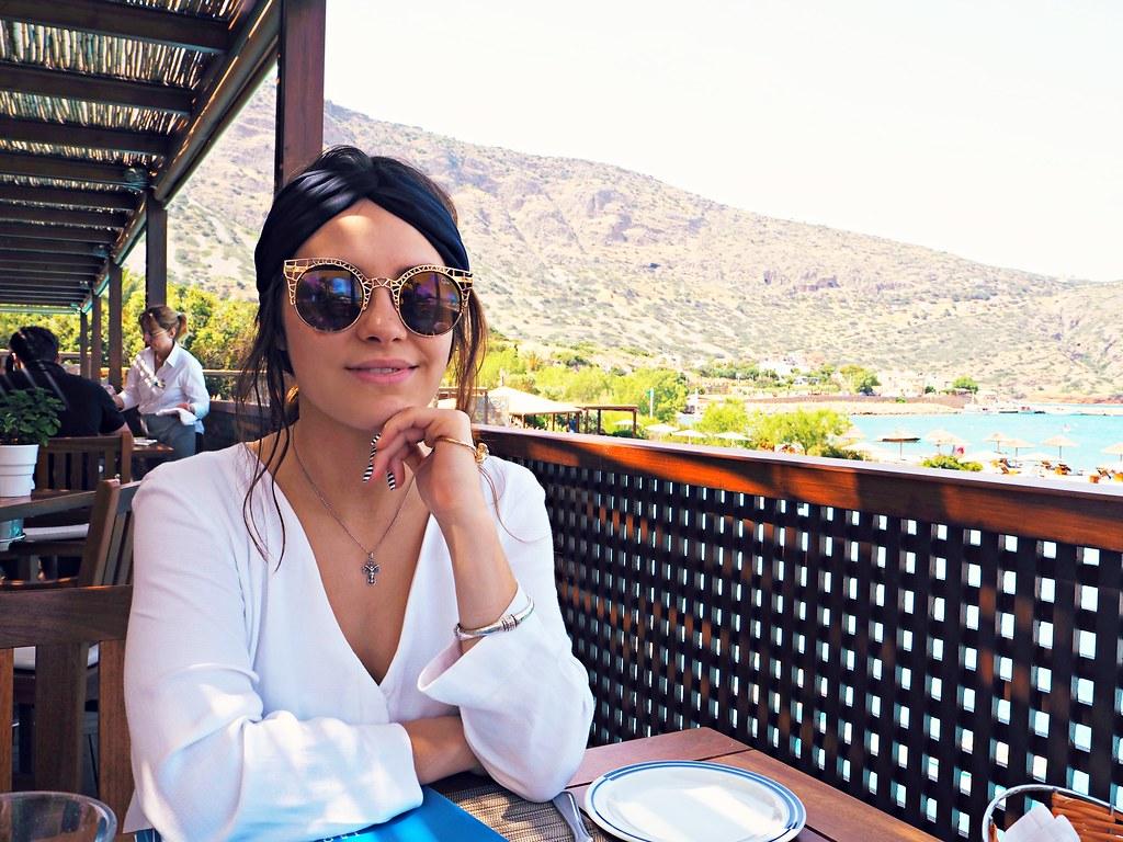 Blue Palace hotel Elounda Crete Greece review 17