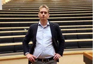 Ruben Andersson, migrasjonsforskar ved universiteta i Oxford og Stockholm.