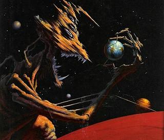 Isaac Asimov Presents THE GREAT SF STORIES 10 1948 1st 1983 Ray Bradbury L@@K!!!