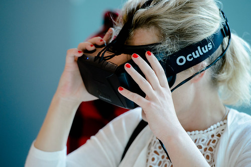 Remote Theater mit Oculus Rift | by boellstiftung