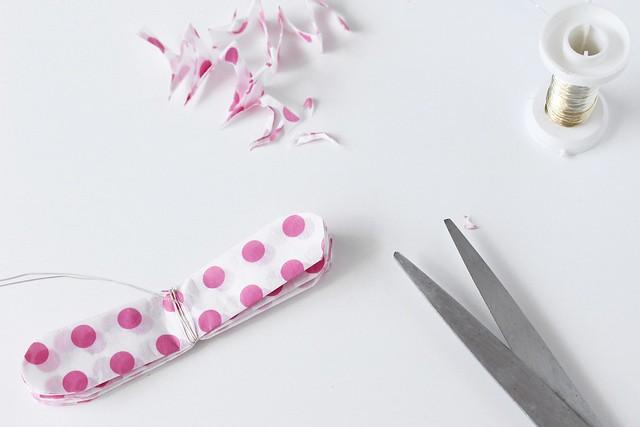 DIY Paper Pom Pom 04