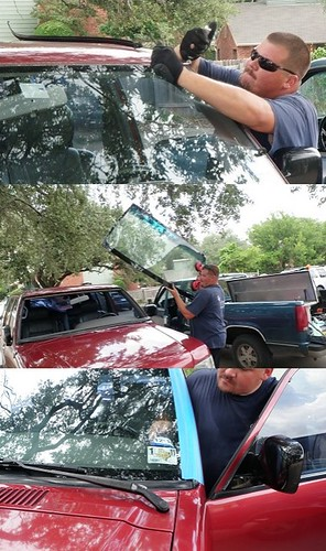 Replacing Windshield